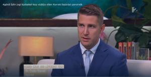 Dr. Csáki Dániel ügyvéd Tv2 Mokka Büntetőjog Börtön